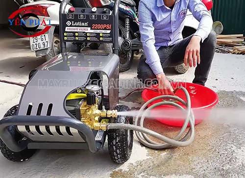 Người mua cần tới trực tiếp địa chỉ thanh lý máy rửa xe cao áp để kiểm tra chất lượng sản phẩm