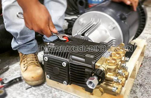 Người dùng cần trang bị kiến thức về cách sửa chữa máy rửa xe với một số lỗi thường gặp