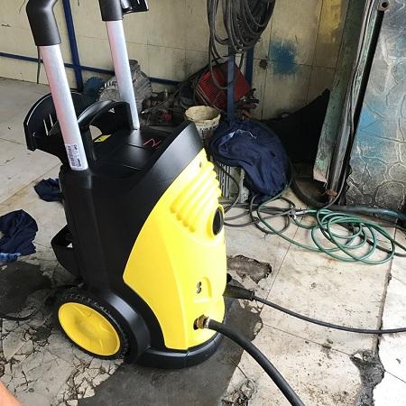 Sửa chữa máy rửa xe Karcher tại nhà