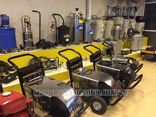 Máy rửa xe - thiết bị rửa xe ô tô không thể thiếu trong tiệm rửa xe