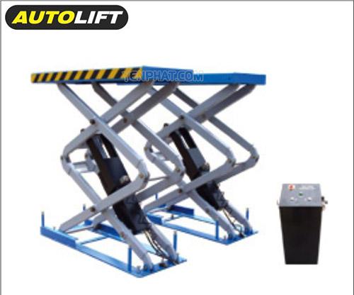 Giá cầu nâng cắt kéo Autolift atl 733