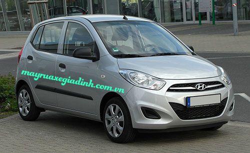 Xe Huyndai i10 cũ dưới 200 triệu