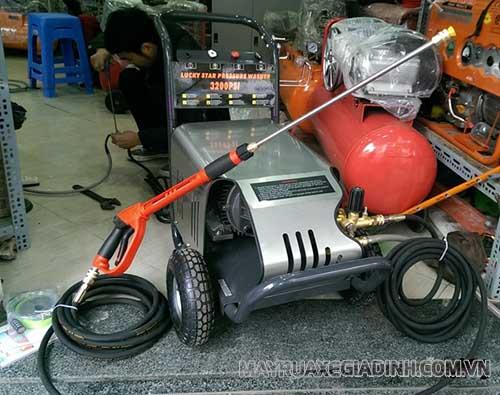 Người dùng cần nắm được hướng dẫn sử dụng máy rửa xe cao áp đúng cách để máy vận hành hiệu quả nhất