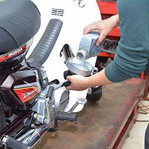 Cách xử lý xe máy bị kẹt số ngay tại nhà