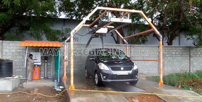 Rửa xe công nghệ cao siêu sạch