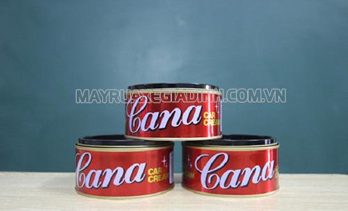 Sử dụng Cana để tẩy vết xước sơn xe