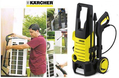 Hướng dẫn sử dụng máy rửa xe karcher hiệu quả