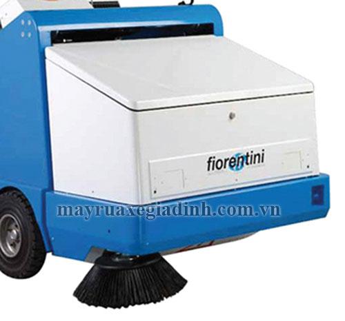Sử dụng máy quét rác Fiorentini cần lưu ý những gì?