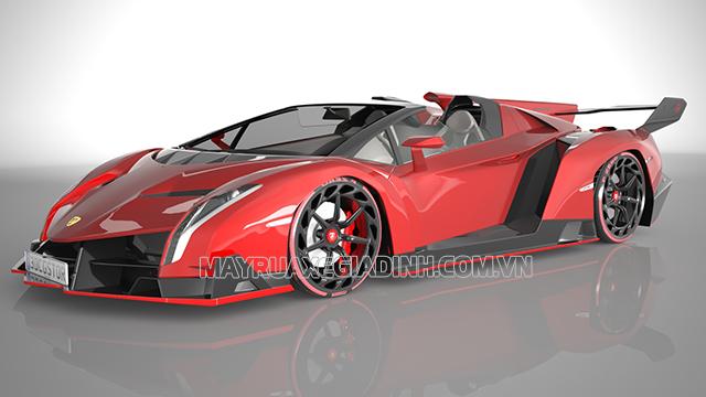 - Lamborghini Veneno Roadster