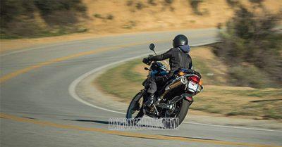 xe máy không gương