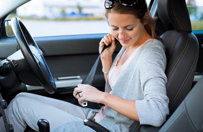 Dây đai an toàn là bộ phận quen thuộc trên ô tô