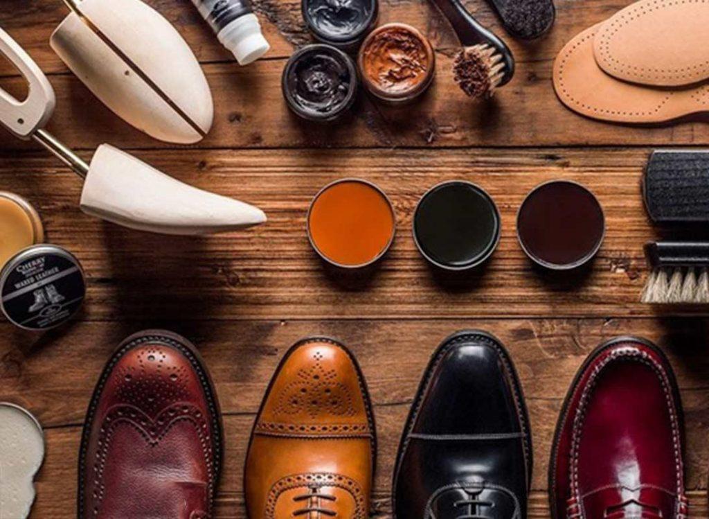 Lưu ý khi chọn xi đánh giày