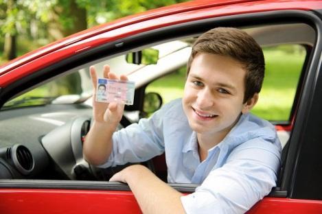 Quy trình thi bằng lái xe