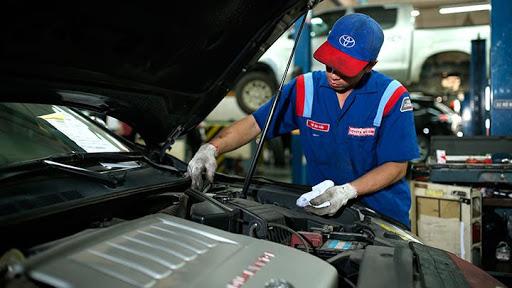 Cần bảo hành, bảo dưỡng xe theo định kỳ