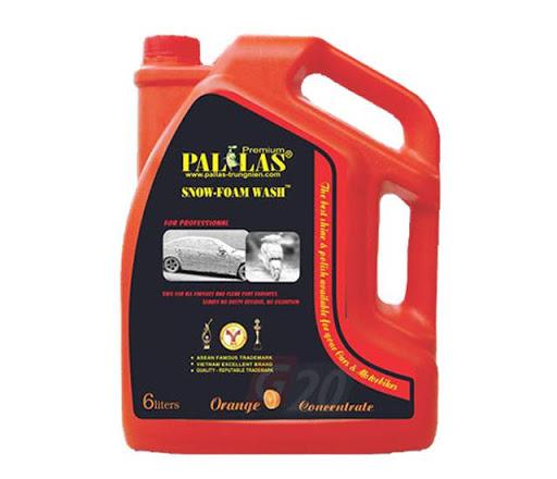 Dung dịch rửa xe máy Pallas