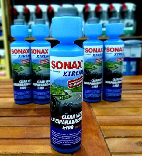 Nước rửa kính Sonax