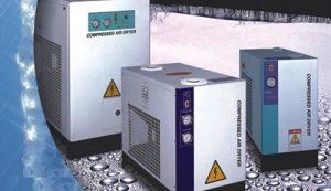 Hình ảnh của máy sấy khí nén fusheng