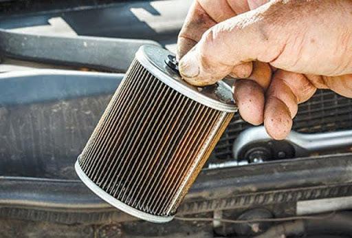 Thay thế lọc nhiên liệu cho ô tô