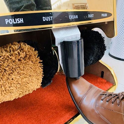 máy đánh giày tự động rất chất lượng