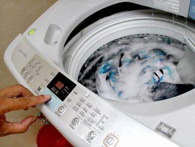 Máy giặt hỏng bảng điều khiển