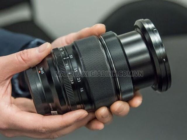 cách xem lens máy ảnh
