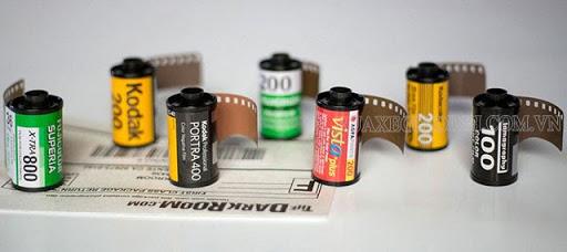 Phim máy ảnh