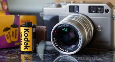 Máy ảnh cơ vẫn là lựa chọn của nhiều nhiếp ảnh gia chuyên nghiệp hiện nay