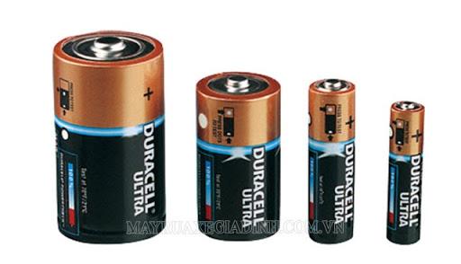 Pin là dòng điện DC được sử dụng nhiều nhất hiện nay