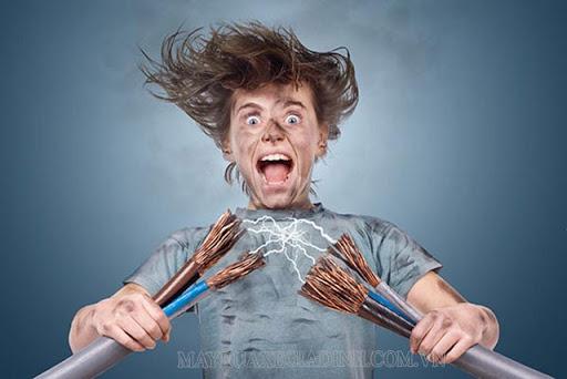 Dòng điện 1 chiều vẫn có khả năng gây giật chết người nếu cường độ dòng điện quá cao