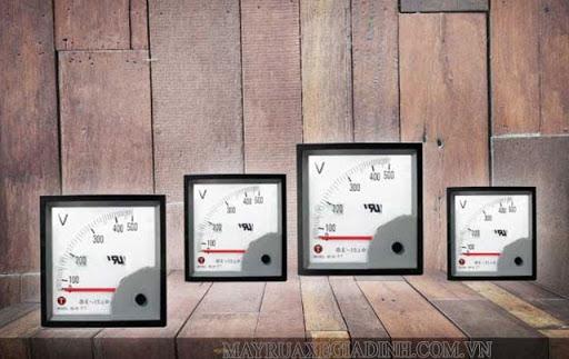 Vôn kế - thiết bị chuyên dụng được sử dụng để đo độ lớn của hiệu điện thế
