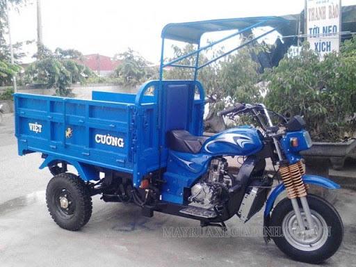 Xe máy 3 bánh cũng là một trong những dòng xe máy chuyên dụng