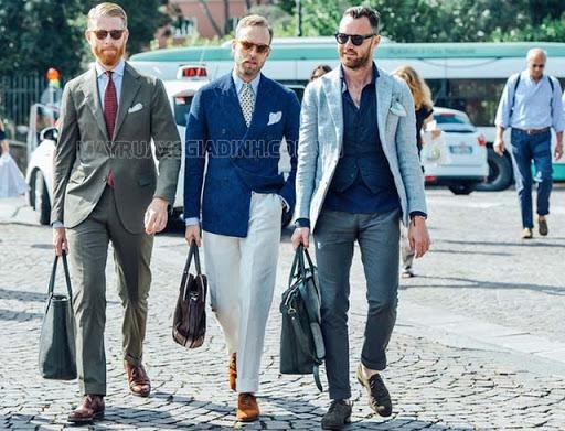 Phong cách ăn mặc ấn tượng giúp bạn chiếm spotlight
