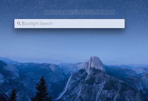 Tính năng Spotlight search