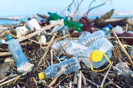 Rác thải nhựa tràn ngập ngoài môi trường