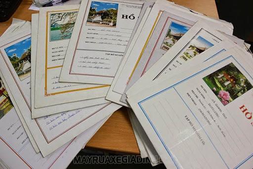 Sơ yếu lý lịch tự thuật trong bộ hồ sơ xin việc