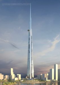 Tòa Tháp Jeddah tại Ả Rập Xê Út