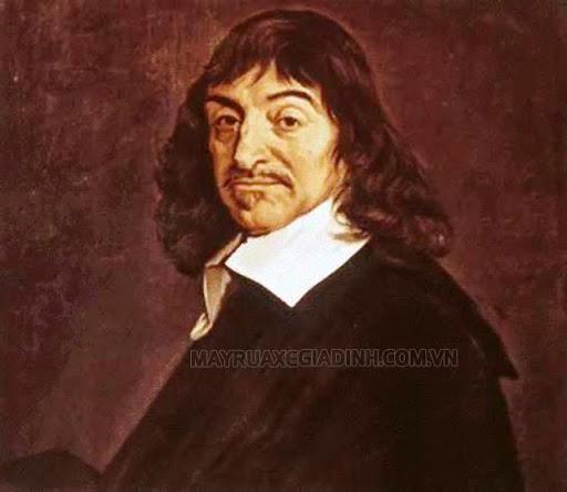 Triết gia Descartes gắn liền với thuyết nhị nguyên