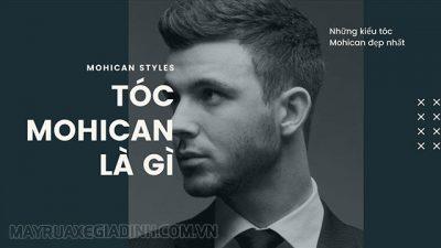 Kiểu tóc Mohican là gì?