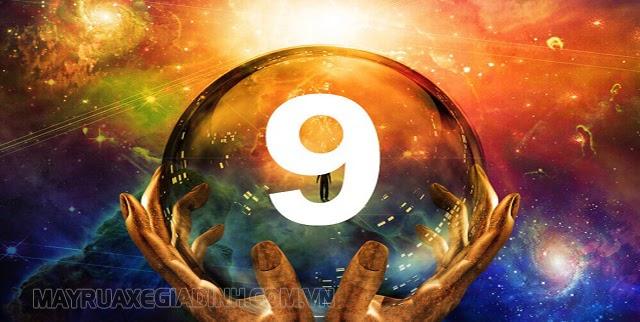 Ý nghĩa số 9 theo quan niệm phong thủy