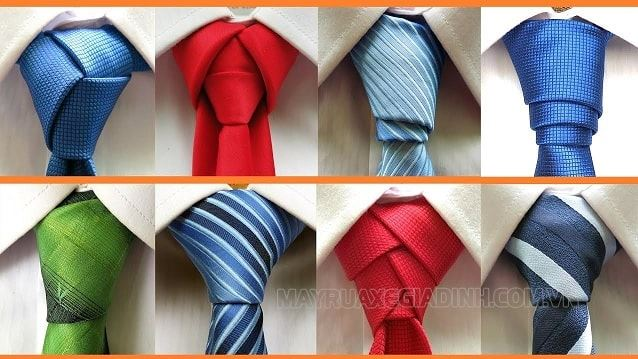 Cà vạt còn được gọi là caravat