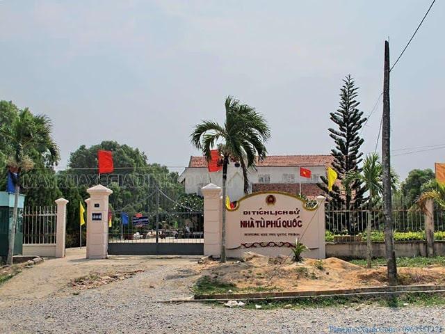 Nhà lao Cây Dừa hay Nhà tù Phú Quốc