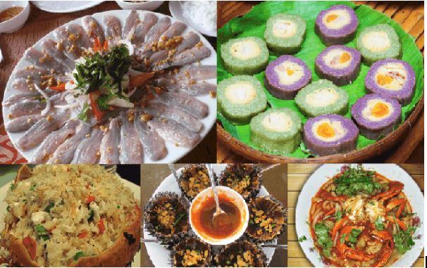 Các món đặc sản nổi tiếng của Phú Quốc