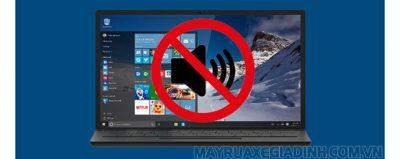 Nguyên nhân máy tính/laptop bị mất âm thanh trên Window
